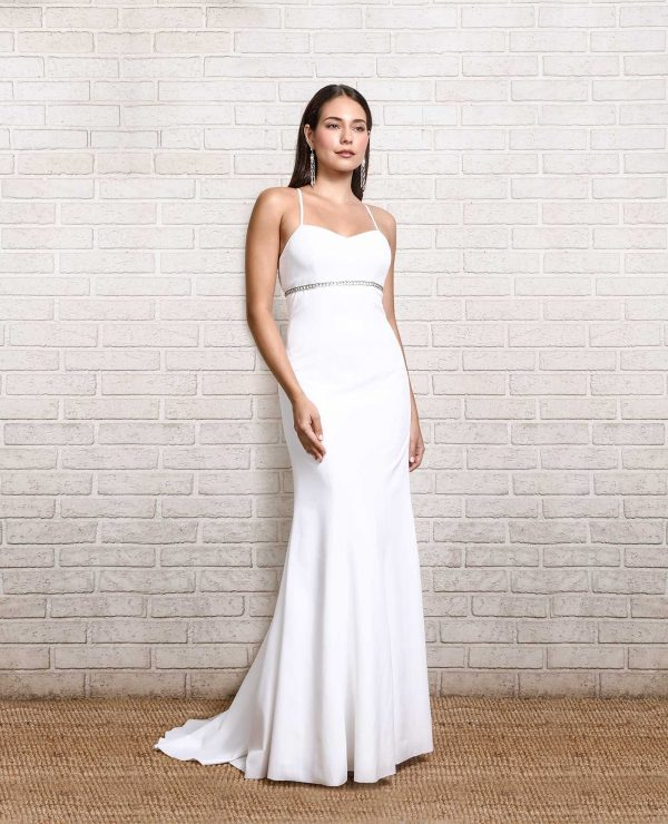 Narcissus gown 1